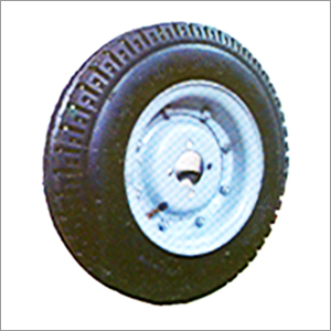 Wheel Barrow Tyres With DISC and Tube