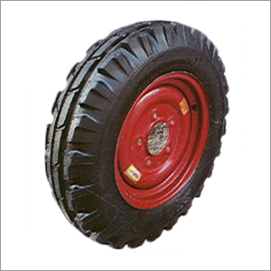 Tractor Front Tyres With Rim For Threshers