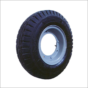 Tyres With Disc & Tube For Wheel Barrows