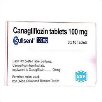 Sulisent 100 Mg Canagliflozin