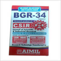 Blood Glucose Metaboliser