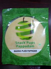 Madras Plain Papad