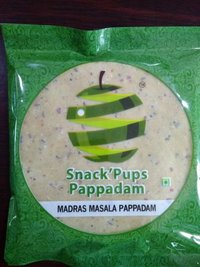 Madras Masala Pappadam