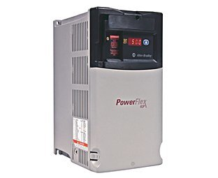 PowerFlex 40 (22D-B8P0N104) AC Drive, 240 (208)VAC, 3PH, 8 Amps, 2 HP