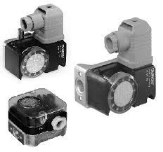 Dungs Air And Gas Pressure Switches