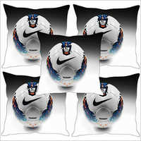 Digital Football Print Cushion Covers