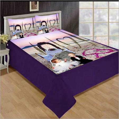 Digital Printed Bed Sheets