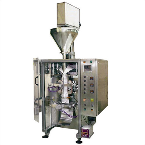 Collar Type Auger Filler Packaging Machine