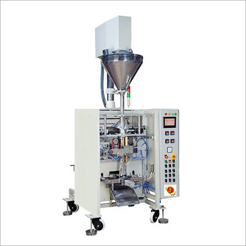 Pneumatic Collar Auger Filling Packaging Machine