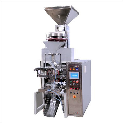 Pneumatic Collar Type Cup Filler Packaging Machine