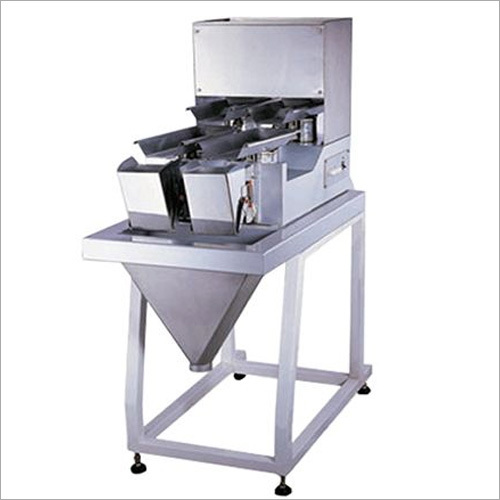 2 Head Linear Weighing Packing Machine
