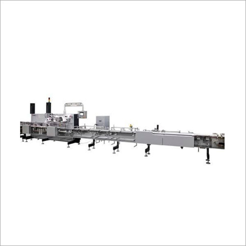Automatic Conveyor Flow Wrap Machine