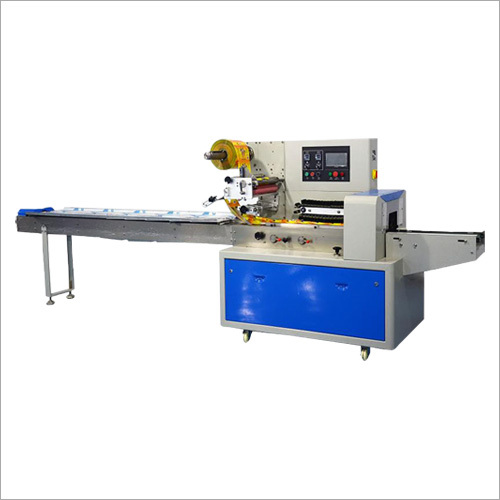 Automatic High Speed Flow Wrap Machine