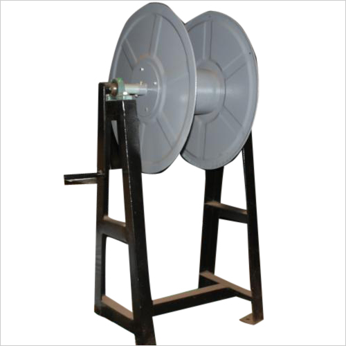 Foot Mounted Hose Reel Drum