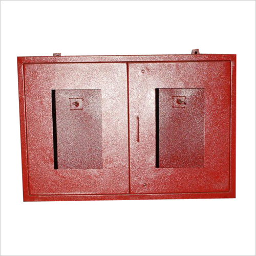 Hose Box with Stand Post