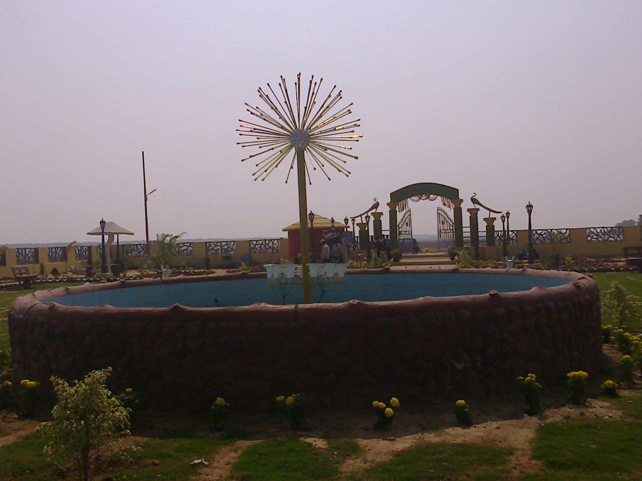 Ball Fountain