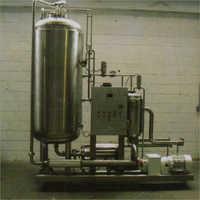 Carbonator Plant Machine