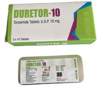 10mg Torsemide Tablets