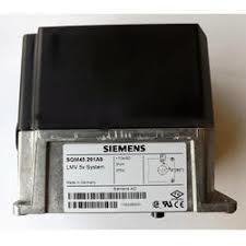 Siemens Burner Servo Motor SQM 45.291 A9