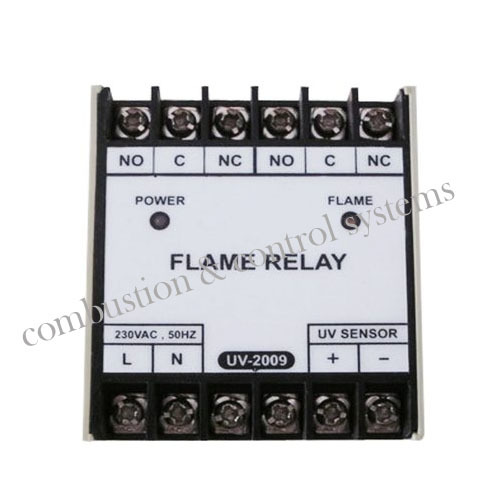 Flame Relay and Amplifire