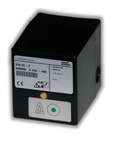 Fire Alarm Flame Relay IFW 15