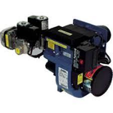 Ecoflam Gas Burner BLU 120