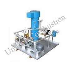 Heating Pumping Unit - Ring Main Systems