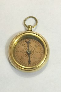 Nautical Pocket Compass