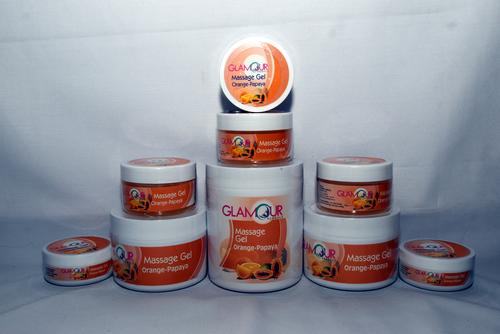 Orange Papaya Massage Gel