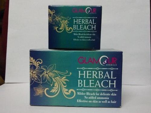 Herbal Bleach Creams