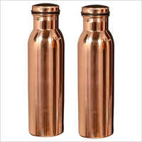 Copper Brown Bottle