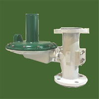 Downstream Direct Acting Pressure Regulator D62 Series