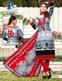 Printed shofiya dress Material