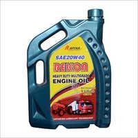 Heavy Duty Multigrade Engine Oil