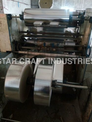 Silver Pasting Paper Machine