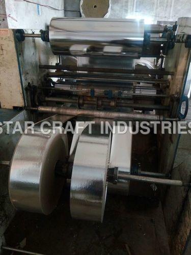 Silver Pasting Paper Machine