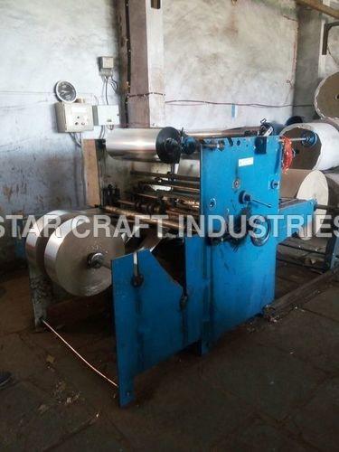 Silver Paper Manufacturing Machine