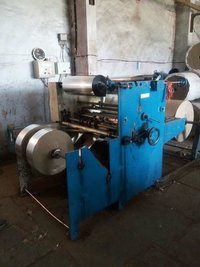 Siver Paper Manufacturing Machine