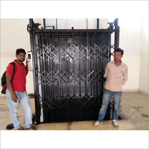 Collapsible Gate Lift