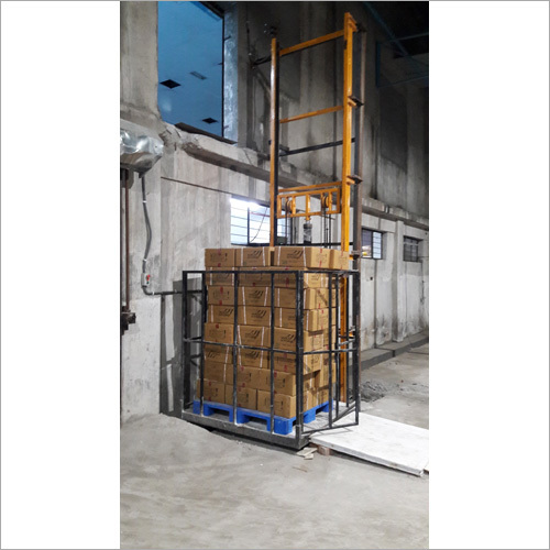Hydraulic Stacker Lift