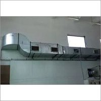 Commercial GI Ducting Fabrication