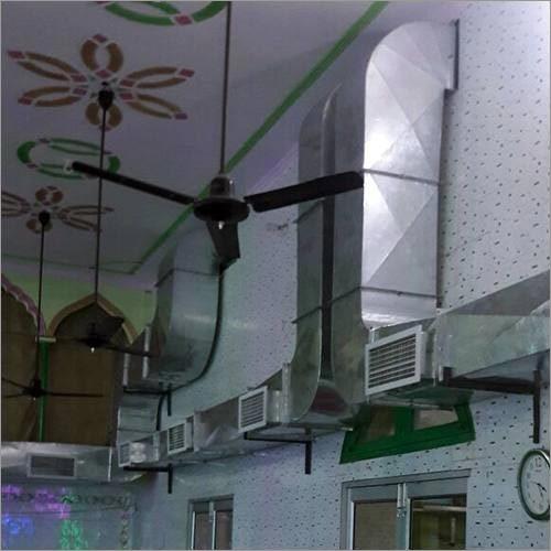 GI Ducting Fabrication
