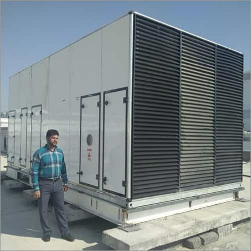 Commercial Air Cooler with Air Washer