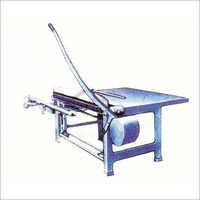 Hand Operated Board Cutter - Paper Shearing Machine