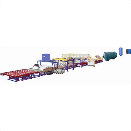 Automatic Flat Glass Laminating Machine