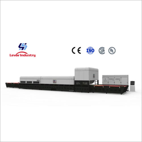 Flat and Bent Glass Tempering Furnace