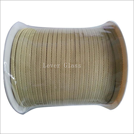 Kevlar Ropes for glass tempering furnace