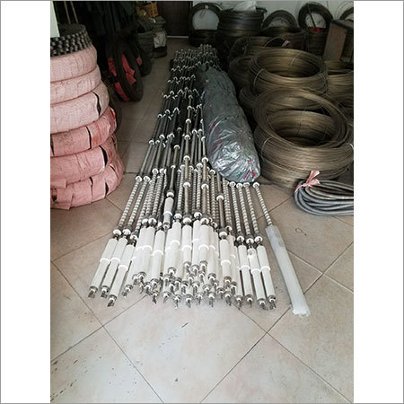 Heating elements for Glass Tempering Furnace / Heaters / heating coils