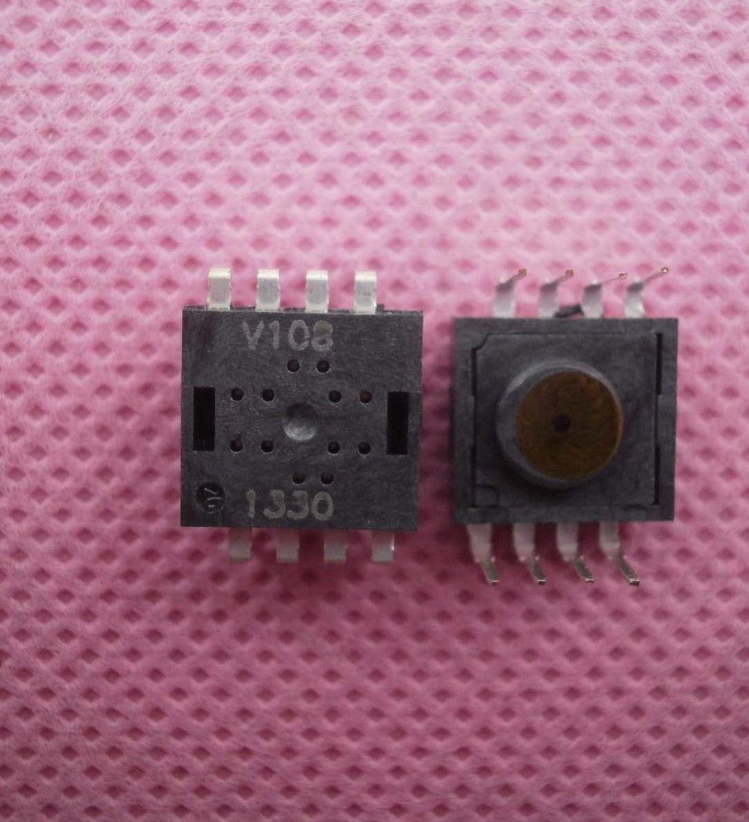 Wireless mouse IC Optical sensor V108 DIP8L 3-6 buttons CPI 400/ 500/ 600/ 800/ 1000(Default)/ 1200 / 1600