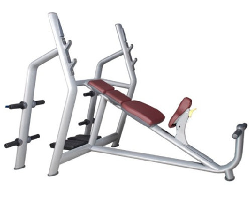 Olympic Incline Bench X5